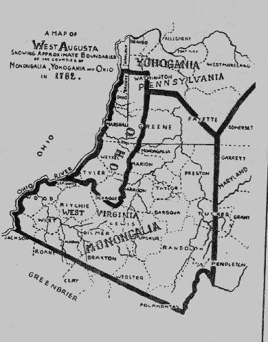 Image Result For Map Of Wva