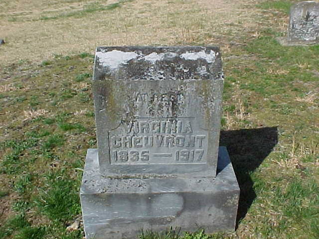 virginia cheuvront   1835